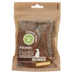 Fitmin dog Purity Snax BONES chicken 2ks