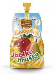 Jablko/hruška 250ml mošt Ovocňák