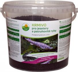 PROXIM Krmivo - jeseteři, pstruzi - 2 l