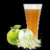 Jablko/bezový květ 10L mošt Ovocňák