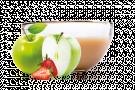 Jablko/jahoda 200ml pyré Ovocňák